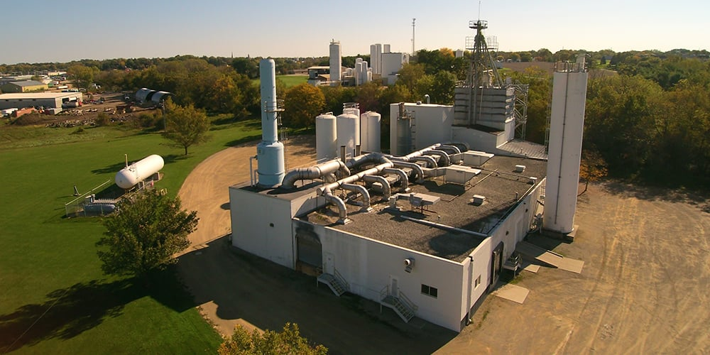 Monroe, WI production facility