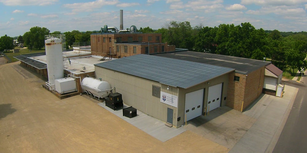 Whitehall, WI Production Facility